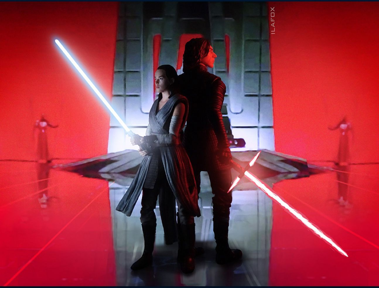 We LOVE them! But what about the ones we don't hear about? Do you ship a couple that is off the charts? We want to know about who you ship in the Star Wars galaxy