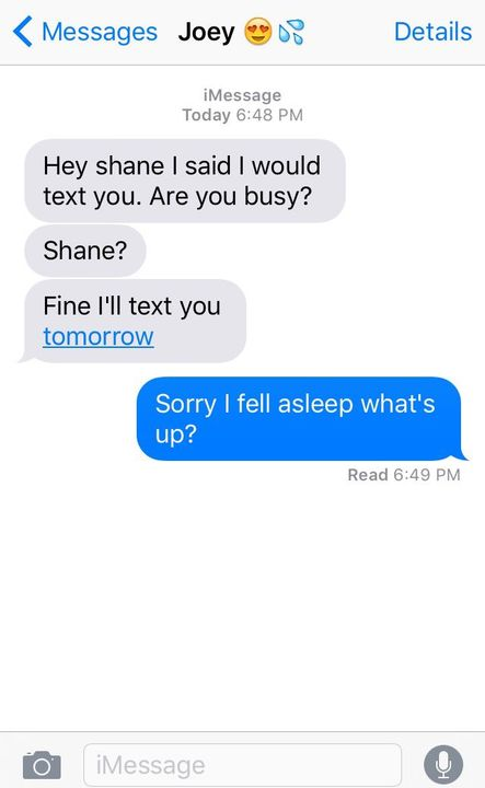 Is Shoey over? | Shoey Fanfic (Shane Dawson and Joey