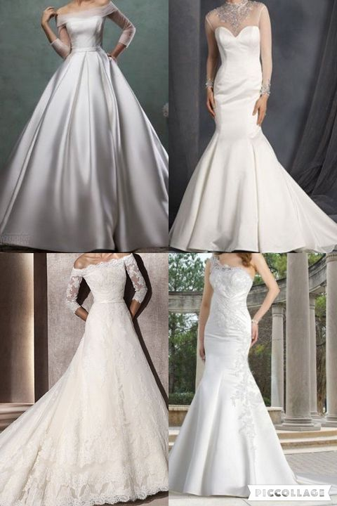 """""""This is it! It's perfect!"""" The bride said,  excitement and joy filled her voice,  the two bridesmaids were happy for her but one of them was a little curious about something,  so she asked,"""