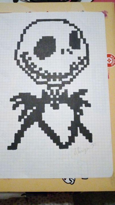 Artbook Pixel Art Jack Wattpad
