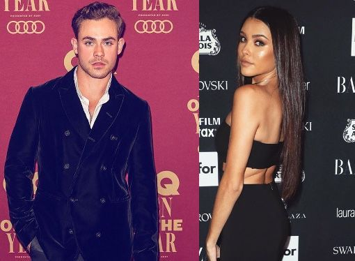 "tmz_tv: could actor dacre montgomery & isabella william's ""best friend"" be dating? isabella's friend ivy was seen at a club with dacre having a good time"