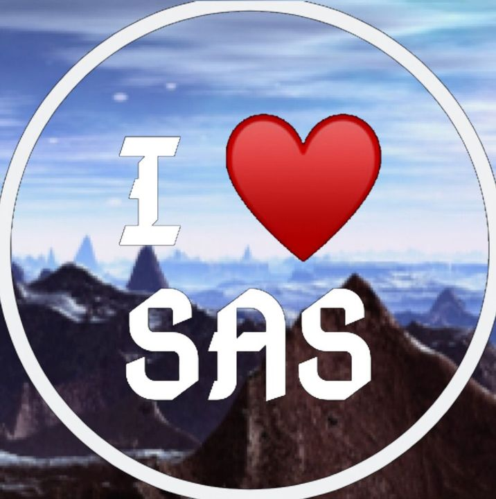 I ♥️ SAS Profile Pictures
