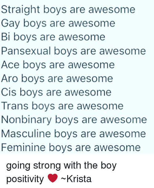 This is for all boys ^
