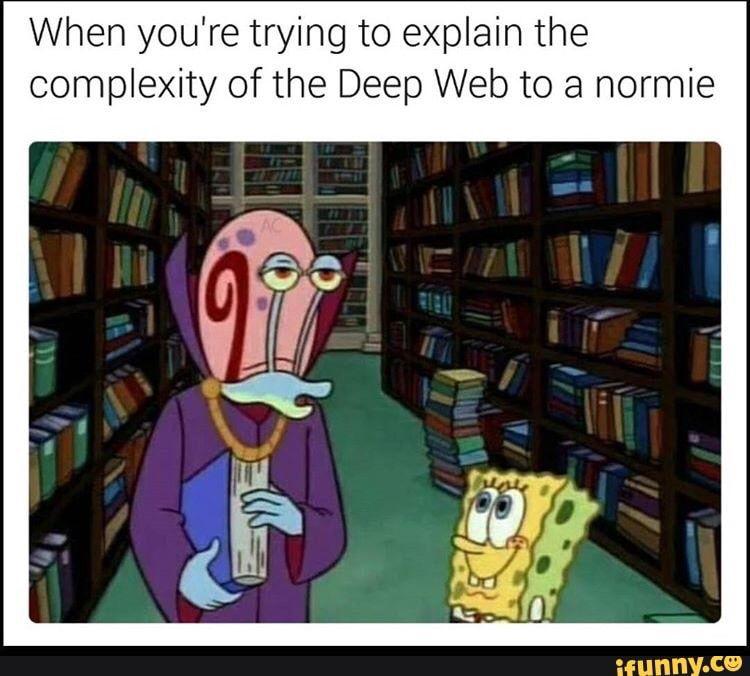 MEME BOOK BOOOIIIIIII - Deep web memes (cause i fucking love the