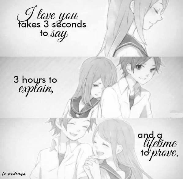 Anime Quotes About Love 2
