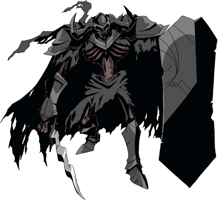 Overlord(Fanfiction) - Battle of Carne Village - Wattpad