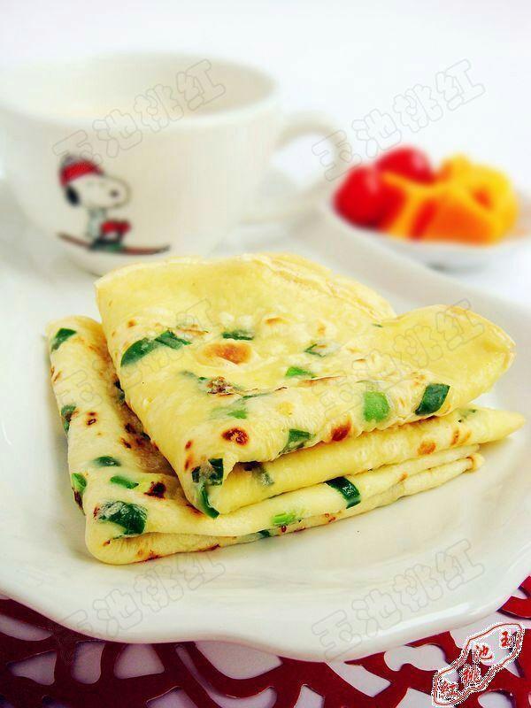 Pancake Telur :