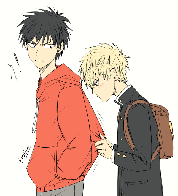 (Saitama x Genos) A Collection of Fanfics - Chapter 2~ The ...