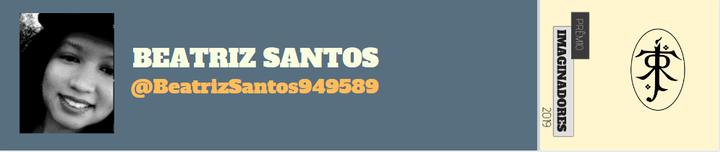 """Beatriz, 16, Estudante, Catanduva-SP (Avaliadora): Sua escrita e leitura passa por Fantasia, Romance, Contos, Mistério, tendo como obras favoritas: """"As Crônicas de Artur"""", """"O desaparecimento de Katherine Linden"""", """"Mundo em Caos"""", """"Breves respostas..."""