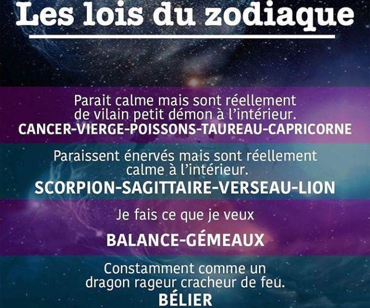 Blagues Signe Astrologique Wattpad