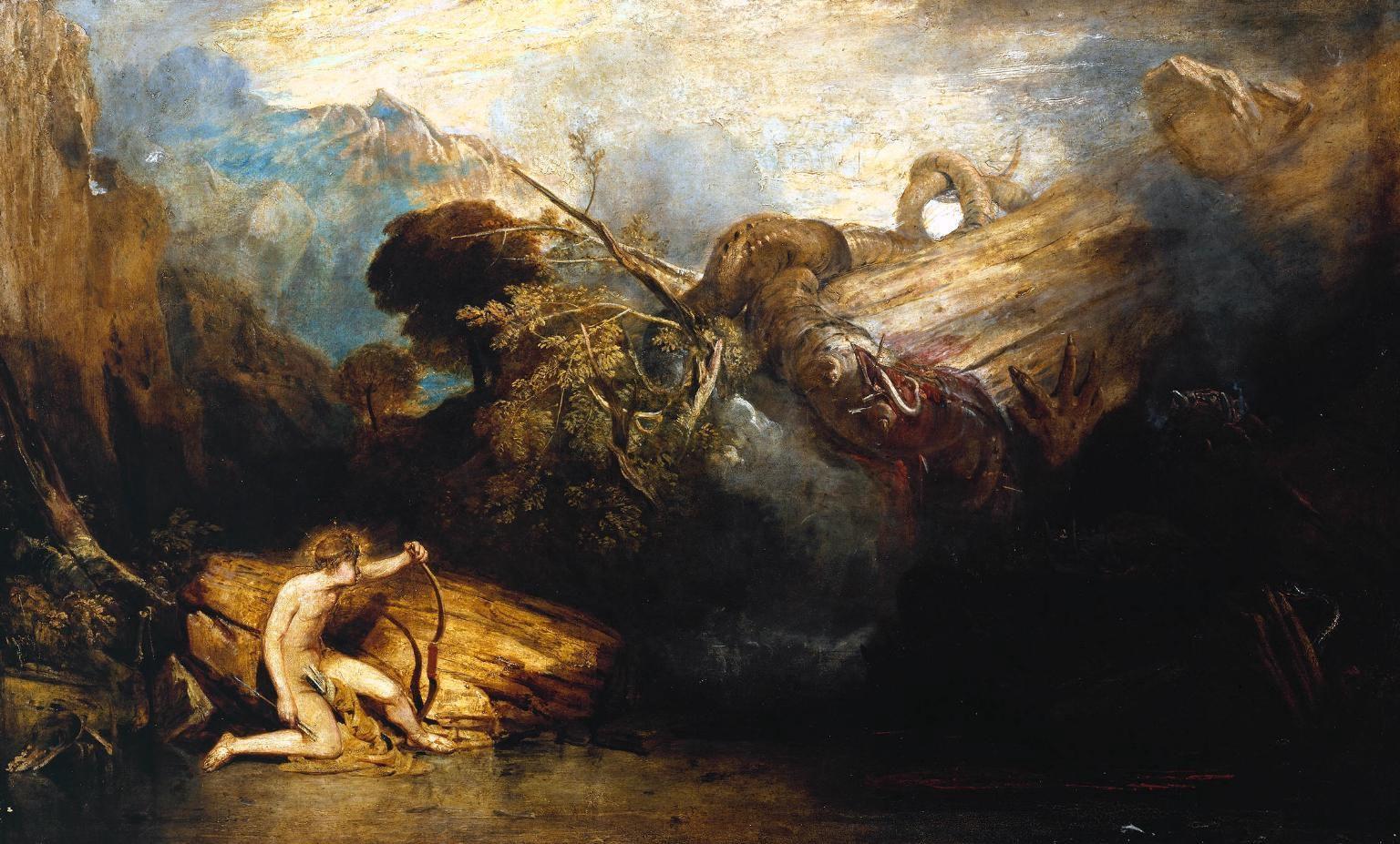 De aspecto hermoso, Apolo tuvo numerosos amoríos con Ninfas y con mortales