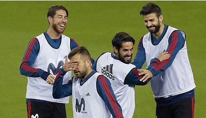 Isco: yes you are