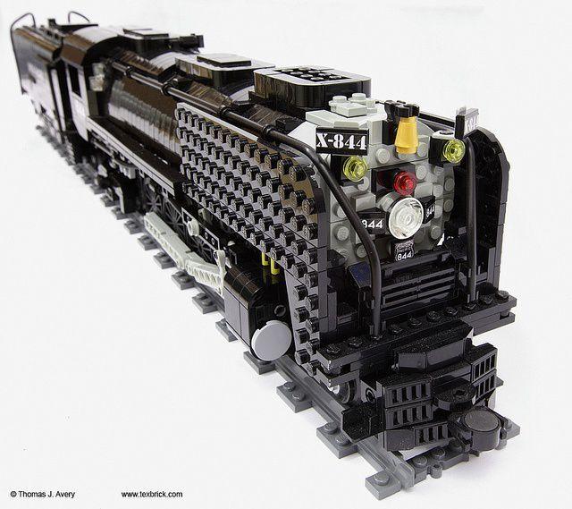 lego trains steam and diesel trains union pacific 844 lego wattpad
