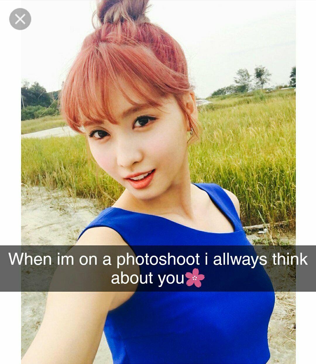 IMAGINES] Twice X Fem! Reader - 3  Twice Snapchat (1) - Wattpad