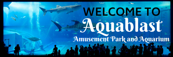 Whether they were beneath the ethereal glow of the faux, ocean-surface lights or splashing around in the giant wave pool of the water park, everyone in Summerville could be found at the Aquablast Amusement Park and Aquarium on any given weekend in...