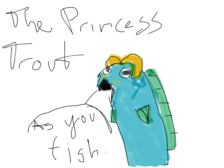 Made in Notes on my tablet, this led to many more stupid puns