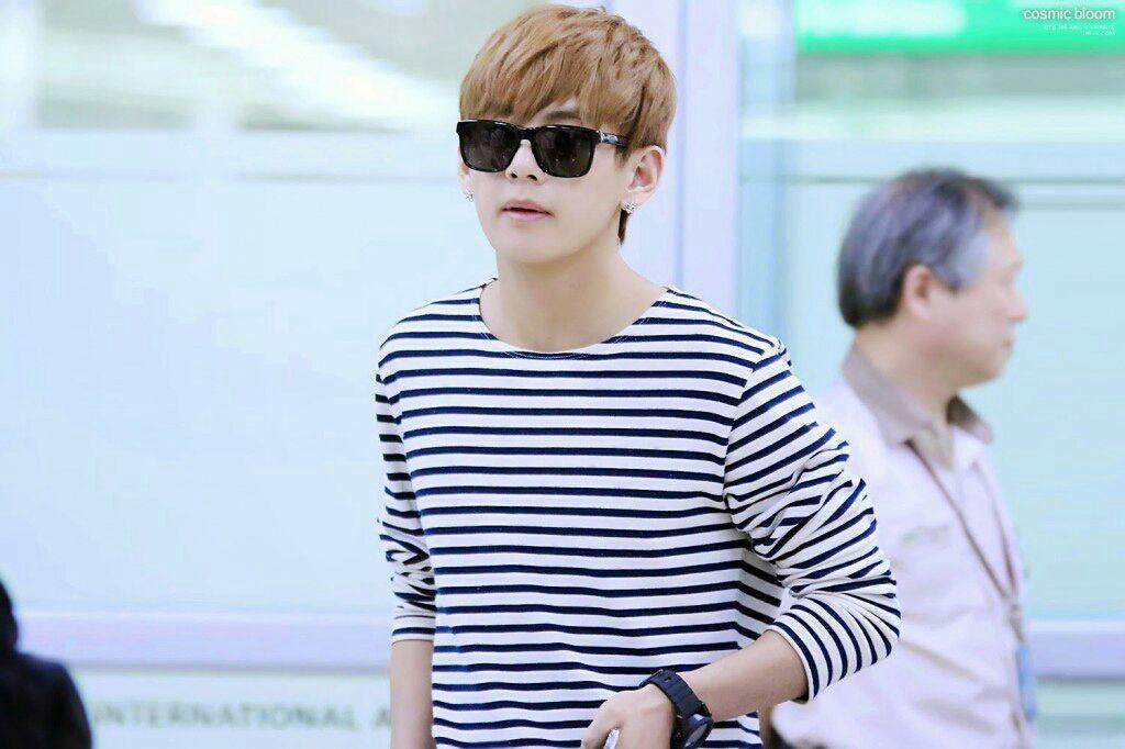 Kim Taehyung, seorang pria tampan, baik, ceria, penyayang dan berbakat yang sangat aku cintai