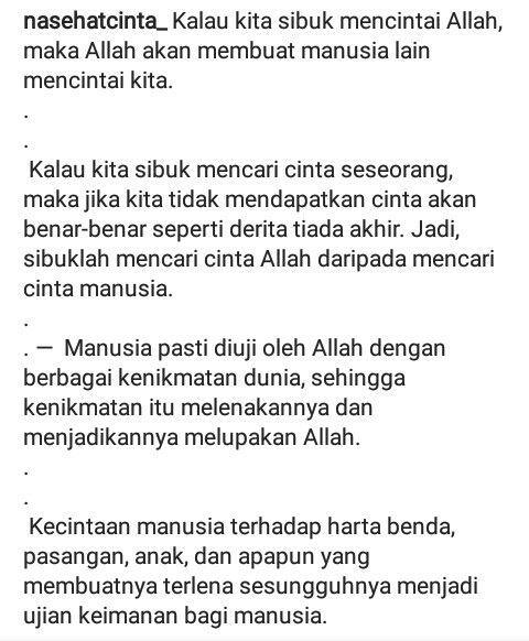 Quotes Remaja Muslim Jomblo Fisabilillah Wattpad
