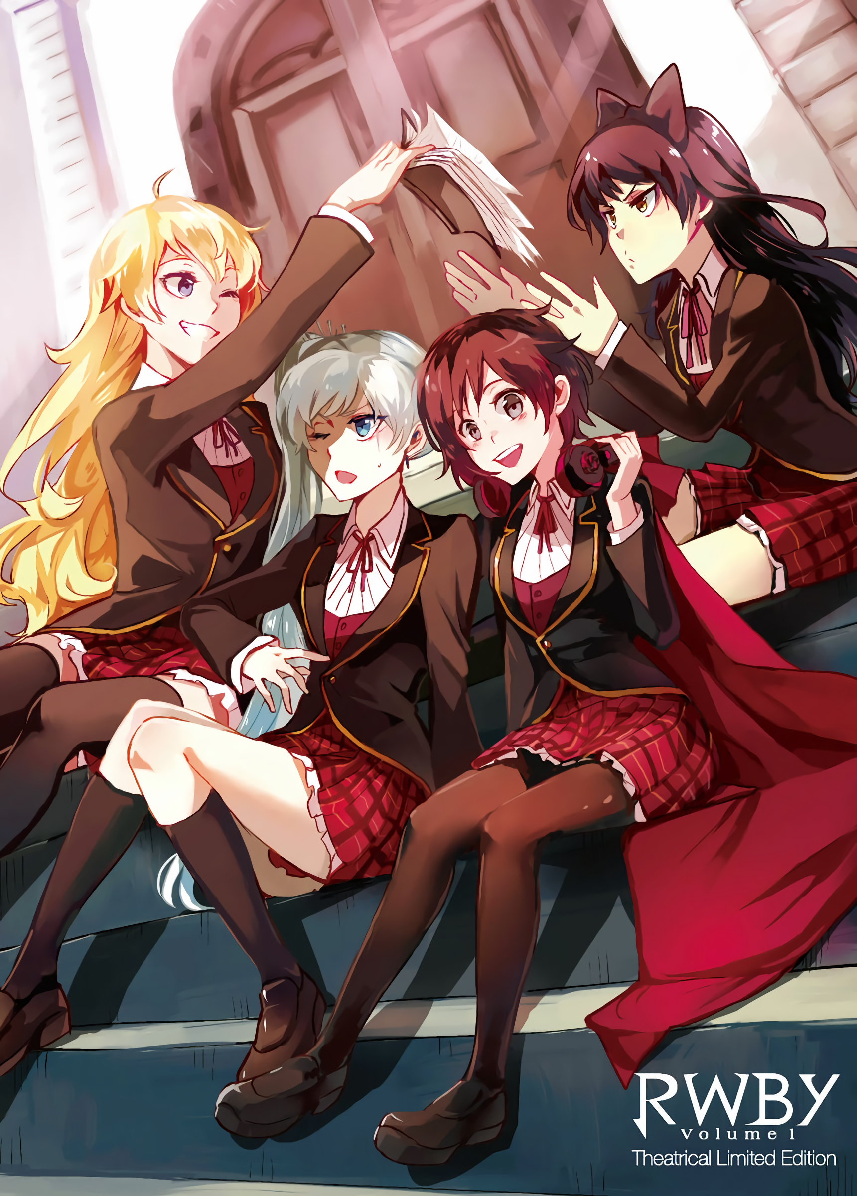 Various female x male reader (Request Close) - Team RWBY x Male Mute