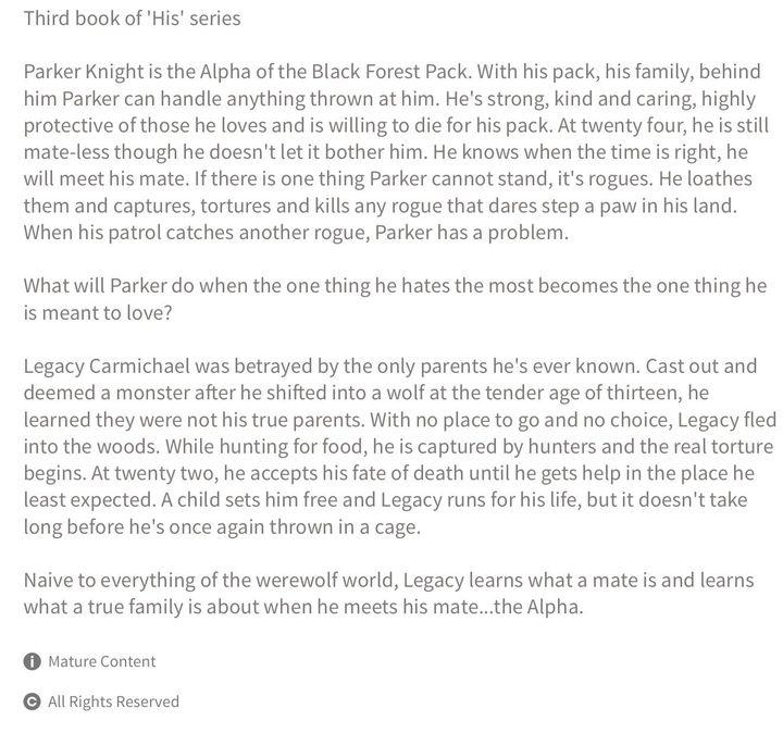 Book Description: