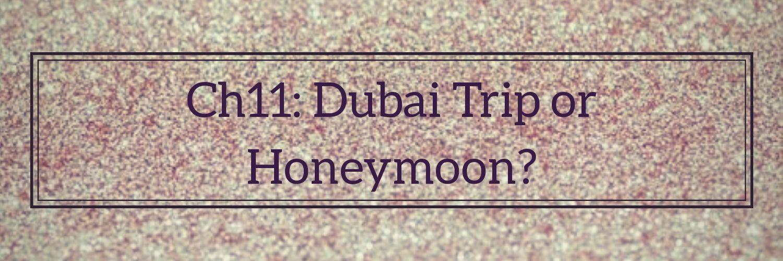 •||Ch11: Dubai Trip or Honeymoon?||•