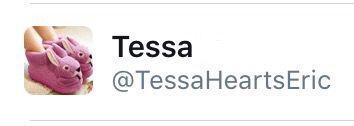 Tessa's world feels very small