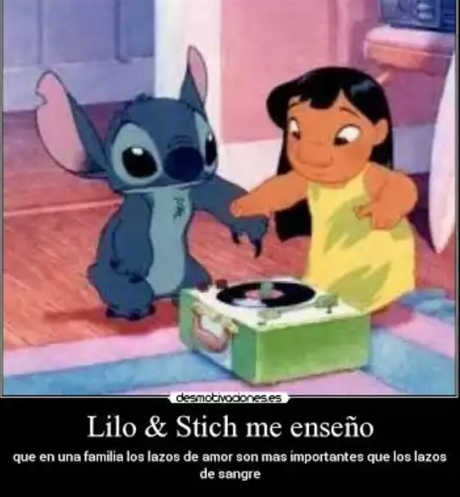 Frases De Disney Y Otras Parte 10 Lilo Y Stitch Wattpad