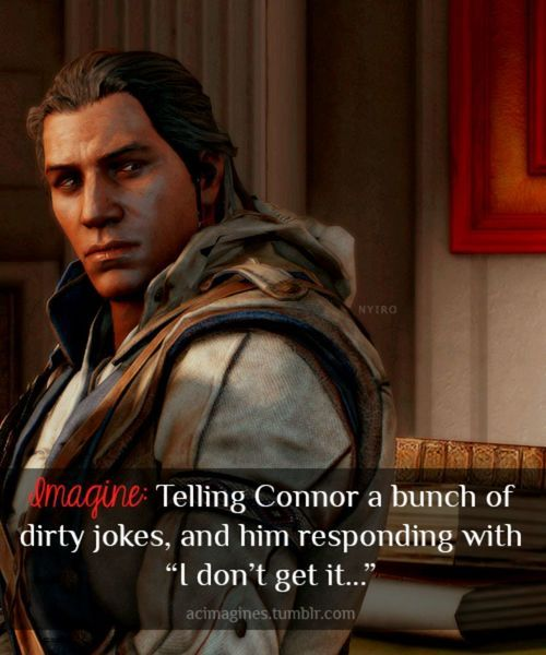 Connor And Haytham Fanfiction Assassin's Creed Imagi...