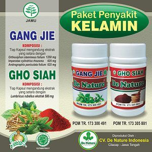 Obat Herbal mampu menyembuhkan penyakit gonore dalam waktu yang relatif cepat yakni 3 sampai 5 hari pengobatan, selain itu juga hanya dengan Obat yang alami Anda dapat terhindar dari efek samping apapun, selain tidak menimbulkan efek samping, Obat...