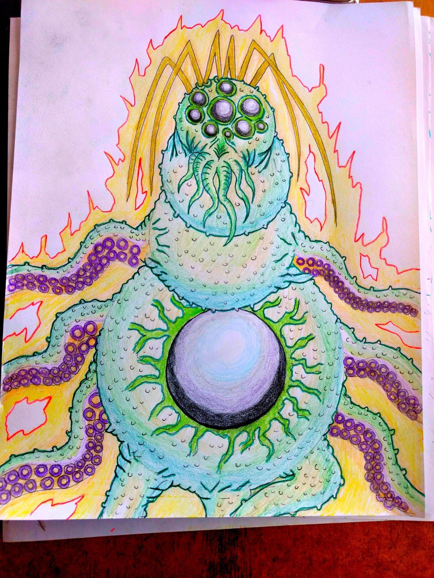 Eternos son la raza extraterrestre más antigua , evolucionada e inteligente del universo , han dejado la tecnología , la reproducción , la vida y la muerte atrás , sus cuerpos tienen la densidad del acero pero pueden moldearse, trasladarse en el e...
