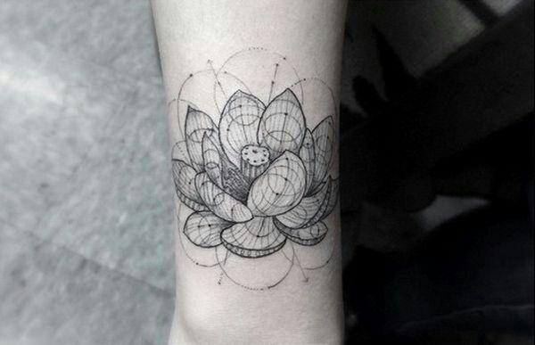 Tattoos 38 Flor De Loto Wattpad