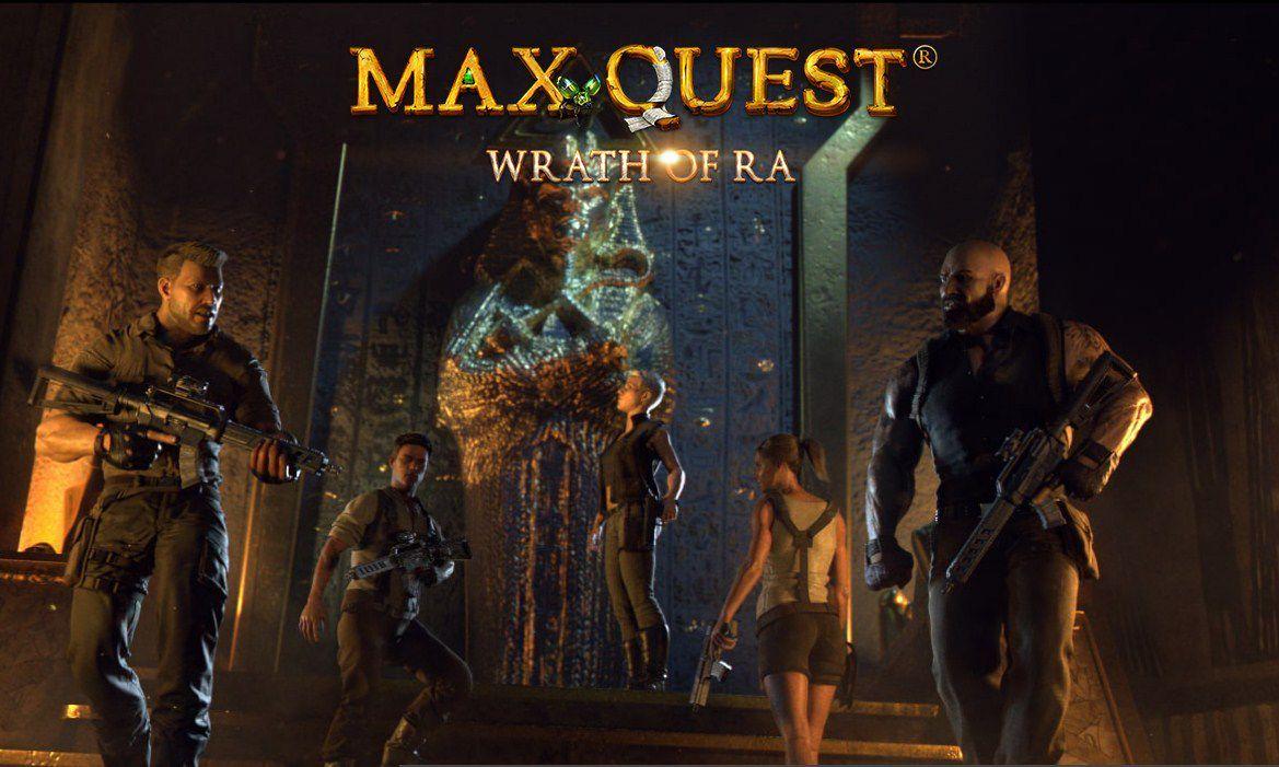 Jika anda sudah pernah melihat teaser pada artikel sebelumnya , maka kali ini kami akan memberikan beberapa foto permainan Max Quest yang Seru Tersebut
