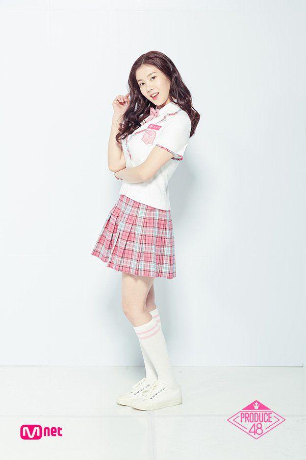 Produce 48: Profiles [P101 S3] - 08  Kwon Eun Bi ☆ Woollim - Wattpad
