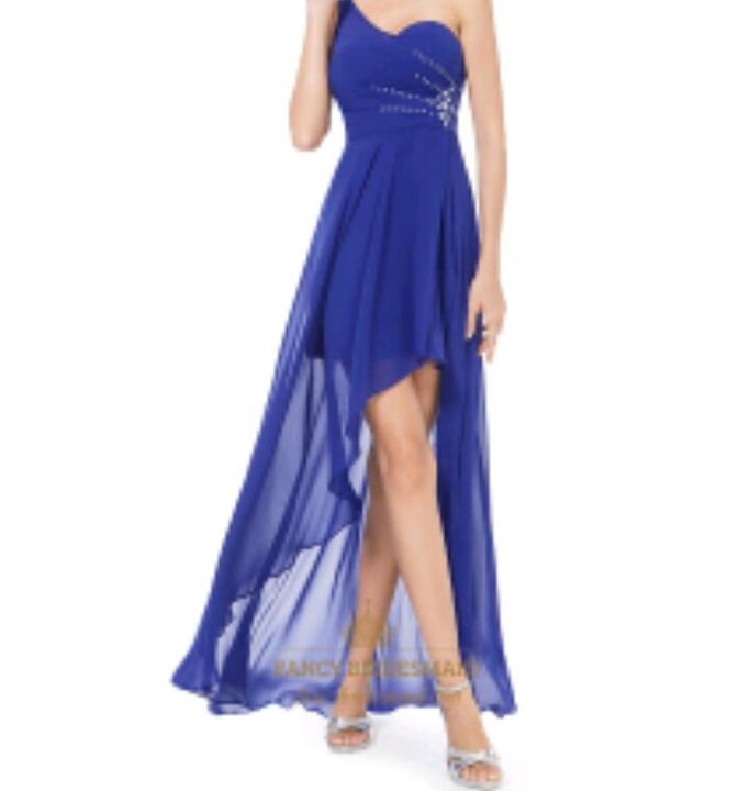 And my Maid of honors dress