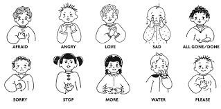 A common misconception is that all sign languages are the same worldwide or that sign language is international