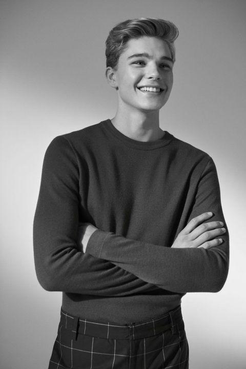 Model : Oscar Wadsager