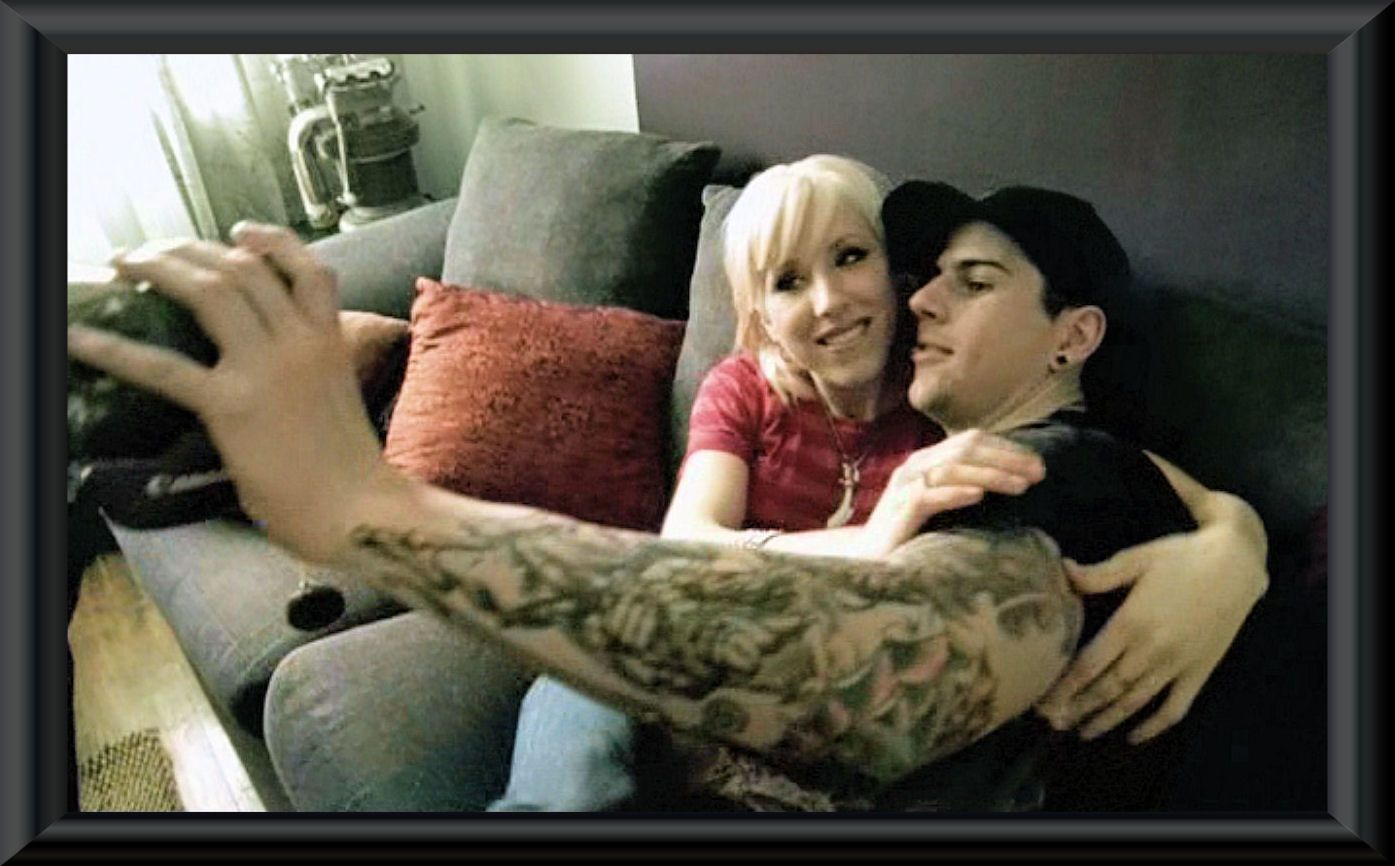 M Shadows Wife And Kids The Avenged Sevenfold ...