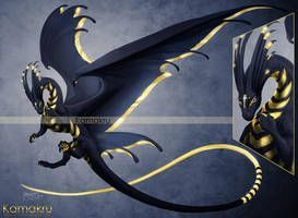 The next dragon to find its owner was Hazels, it was navy and gold, it had long antler like horns except they were straight