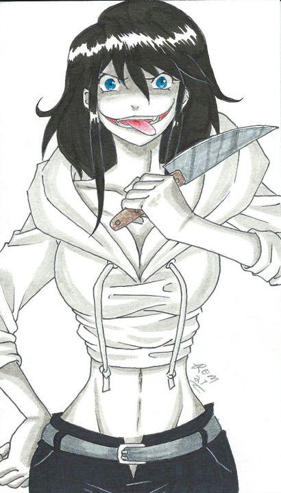Yandere Female Creepypasta's x Male Reader - The Characters - Wattpad