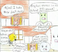 Drawings and Updates - Balloonemia #2 - Wattpad