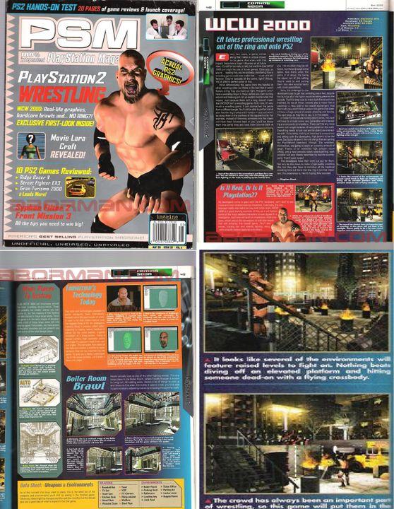 WCW 2001: A Alternate Wrestling Universe - WCW Mayhem 2: The