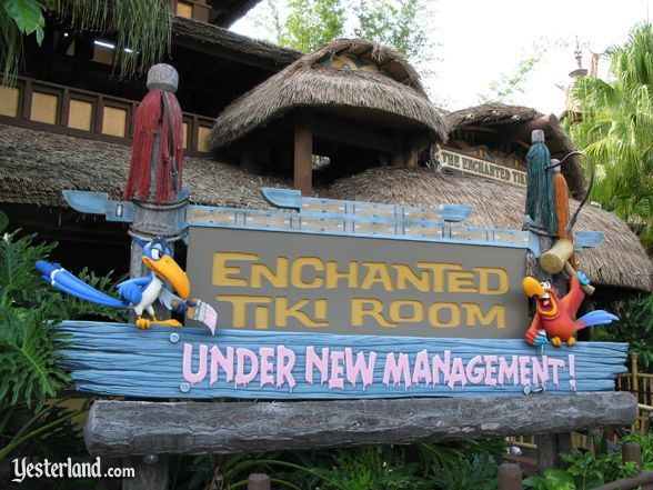 The Enchanted Tiki Room: Under New Management: 1998-2011