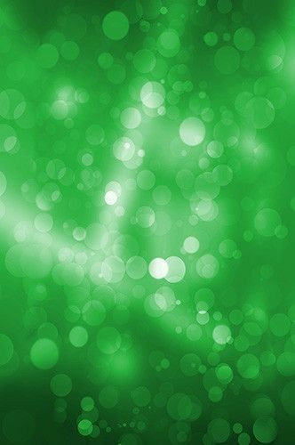 Before you knew it you had spun makings a green tornado with almost sparkle like shimers