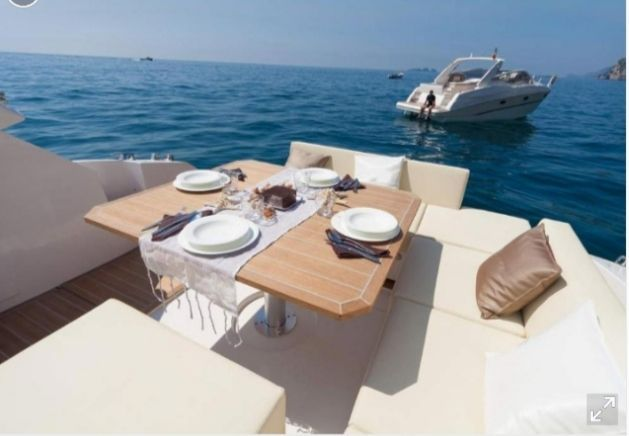 Yoona and chang wook were sitting on the deck of the yacht having their breakfast which was prepared by yoona herself