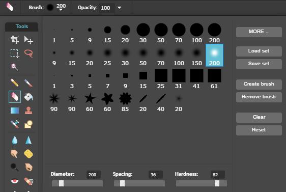 Pixlr Tutorials - [14] tear effect - Wattpad