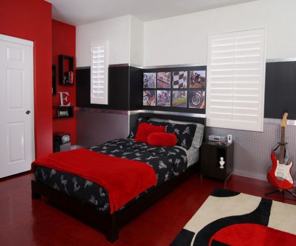 Older bedroom