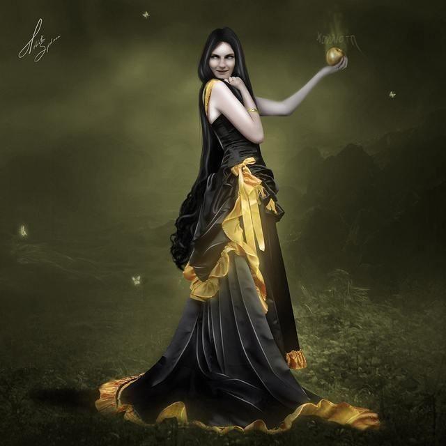 🇬🇷 Mitología Griega 🇬🇷 - ERIS - Wattpad