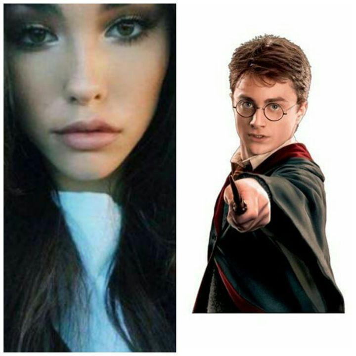 Am o idee, hehe, atunci chiar se va vedea diferentele izbitoare intre ea si Harry Potter