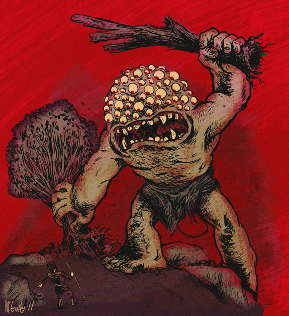 Image result for argos monster