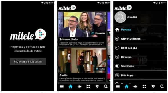 Las Mejores Apps. - 12.-MiTele - Wattpad